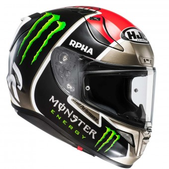 Casque Full Face HJC RPHA 11 Jonas Folger MC1SF