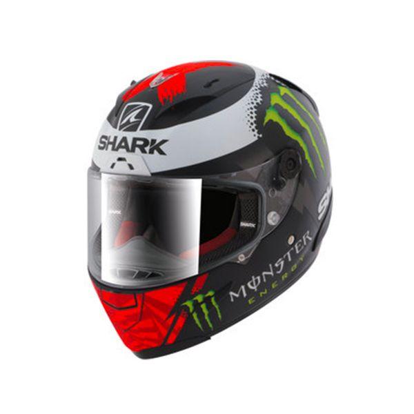 Full Face Shark Race-R Pro Replica Lorenzo Monster Mat 2017