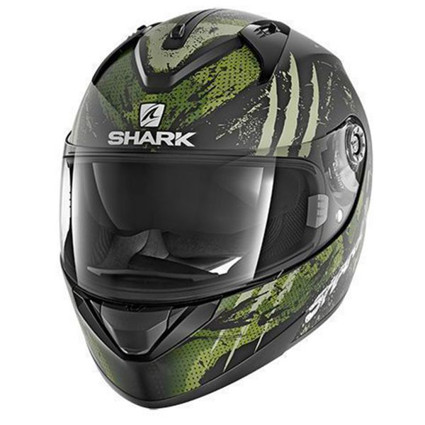 469ffc53 Helmet Shark Ridill Threezy Mat KWG at the best price | iCasque.co.uk