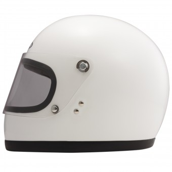 Casque Full Face Dmd Rocket White