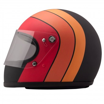 Casque Full Face Dmd Rocket Fuoco