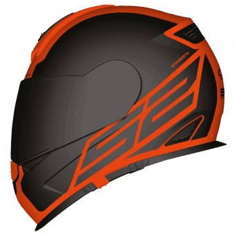 Casque Full Face Schuberth S2 Sport Traction Orange