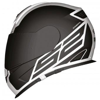 Casque Full Face Schuberth S2 Sport Traction White