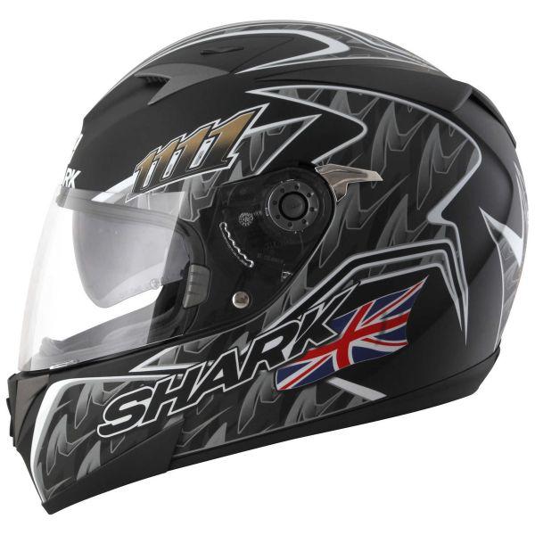 Helmet Shark S700 S Foggy 20th Birthday Kbs Pinlock At The Best