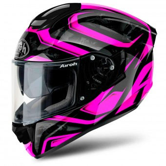 Casque Full Face Airoh ST 501 Dude Pink