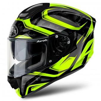 Casque Full Face Airoh ST 501 Dude Yellow
