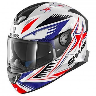 Casque Full Face Shark Skwal 2 Draghal WBR