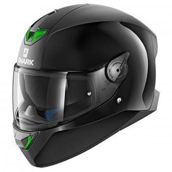 Casque Full Face Shark Skwal 2 Dual Black BLK