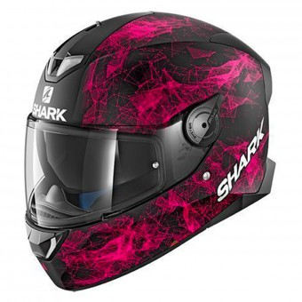 Casque Full Face Shark Skwal 2 Hiya Mat KVK