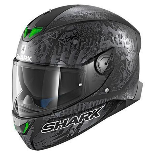 Helmet Shark Skwal 2 Replica Switch Riders 2 Mat Kas At The Best