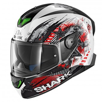 Casque Full Face Shark Skwal 2 Switch Rider 1 WKR