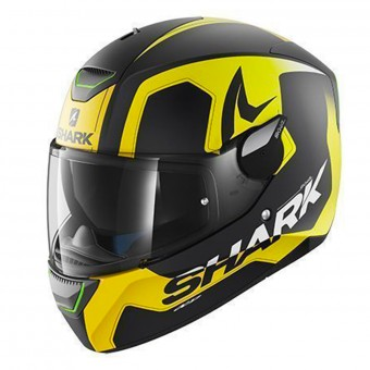 Casque Full Face Shark Skwal 2 Trion Mat KYY