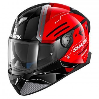 Casque Full Face Shark Skwal 2 Warhen KRK