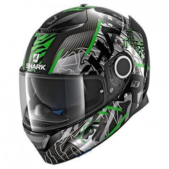 Casque Full Face Shark Spartan Carbon Daksha DGK
