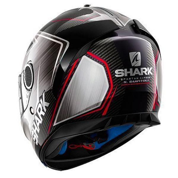 Helmet Shark Spartan Carbon Replica Guintoli Dur At The Best Price