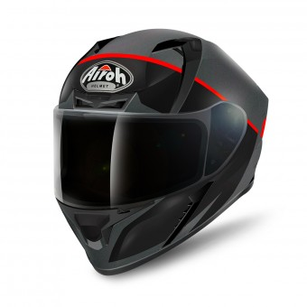 Casque Full Face Airoh Valor Eclipse Orange Matt
