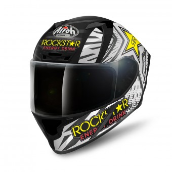 Casque Full Face Airoh Valor Rockstar Matt