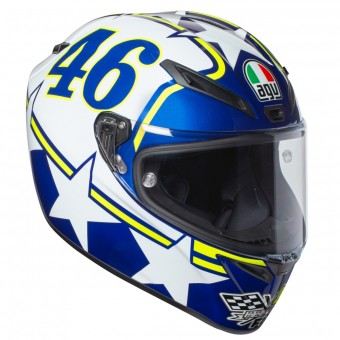 Casque Full Face AGV Veloce S Rossi Ranch