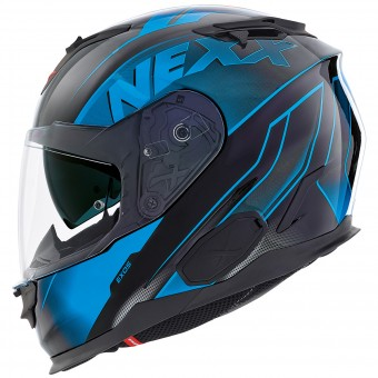 Casque Full Face Nexx X.T1 Exos Blue