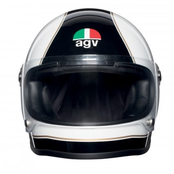 Casque Full Face AGV X3000 Super Agv Black White