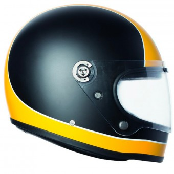 Casque Full Face AGV X3000 Super Agv Matt Black Yellow