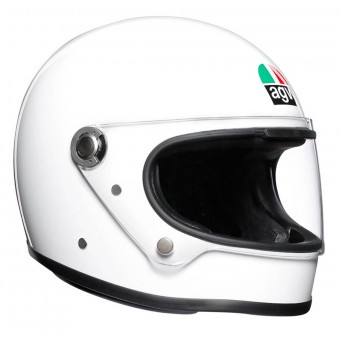 Casque Full Face AGV X3000 White