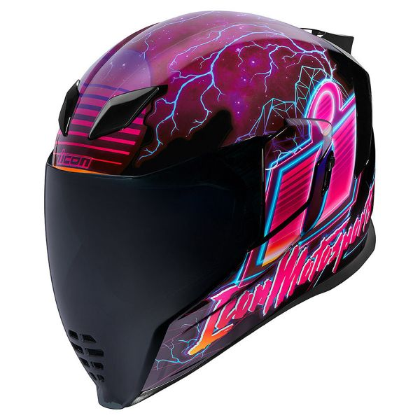 Full Face ICON Airflite Synthwave