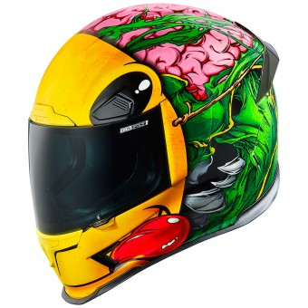 Casque Full Face ICON Airframe Pro Brozak Green