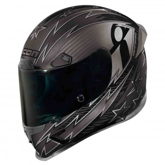 Casque Full Face ICON Airframe Pro Warbird Black