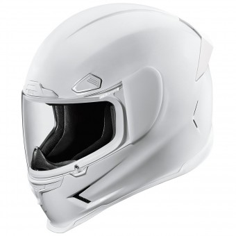 Casque Full Face ICON Airframe Pro White