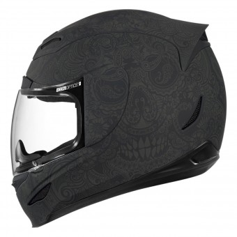 Casque Full Face ICON Airmada Chantilly Black Rubatone