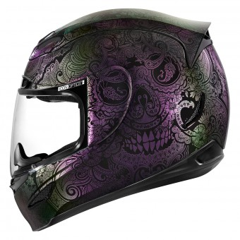 Casque Full Face ICON Airmada Chantilly Opal Purple