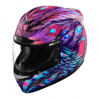 Casque Full Face ICON Airmada Opacity Purple