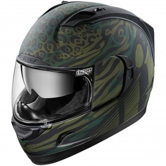 Casque Full Face ICON Alliance GT Operator Green