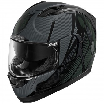 Casque Full Face ICON Alliance GT Primary Black