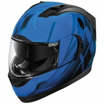 Casque Full Face ICON Alliance GT Primary Blue