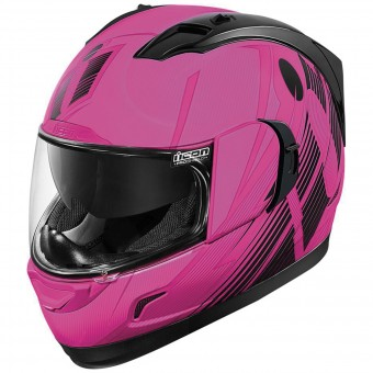 Casque Full Face ICON Alliance GT Primary Pink