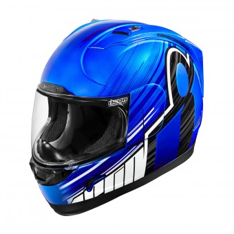 Casque Full Face ICON Alliance Overlord Blue