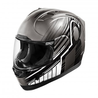Casque Full Face ICON Alliance Overlord Black