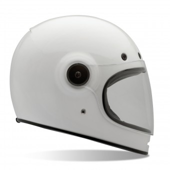 Casque Full Face Bell Bullit Solid White