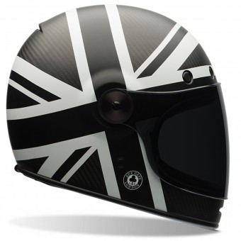 Casque Full Face Bell Bullitt Carbon Ace Black Jack