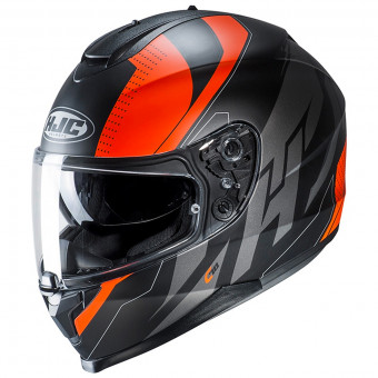 Casque Full Face HJC C70 Boltas MC7SF
