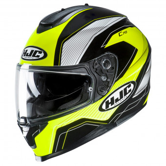 Casque Full Face HJC C70 Lianto MC4H