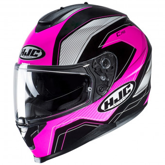 Casque Full Face HJC C70 Lianto MC8