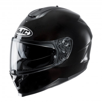 Casque Full Face HJC C70 Metal Black