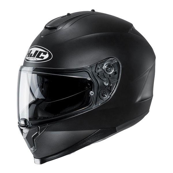 Full Face HJC C70 Semi Flat Black