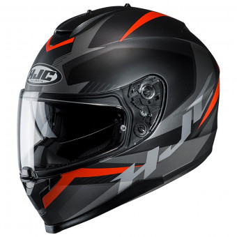 Casque Full Face HJC C70 Troky MC7SF