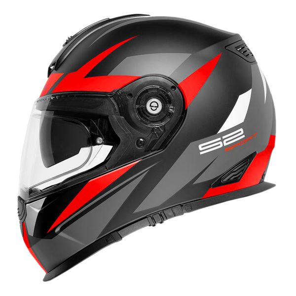 Full Face Schuberth S2 Sport Polar Red