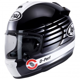 Casque Full Face Arai Chaser V Page Silver