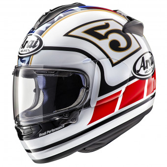 Casque Full Face Arai Chaser X Edwards Legend White